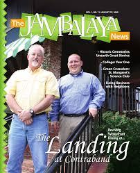 Orleans Effusion Lamp Oil by The Jambalaya News Vol 1 No 11 August 27 2009 By The Jambalaya