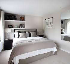 The Awesome Decorating Tips Glamorous Small Bedroom Design Idea