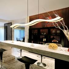 modern led chandelier dining room living room acrylic l home