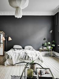 graue schlafzimmer wandfarbe in 100 beispielen dunklewände