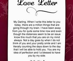 I Love You Letters For Her