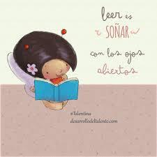 Leer Es SOÑAR Con Los Ojos Abiertos