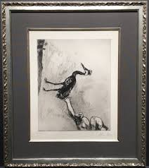 100 King Of The Frogs Who Asked For A By Marc Chagall