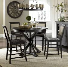 Willow Dining 5-Piece Round Counter Height Table Set With Uph. Counter  Chairs By Progressive Furniture At Northeast Factory Direct Hever Ding Table With 5 Chairs Bench Chelsea 5piece Round Package Aqua Drewing And Chair Set By Benchcraft Ashley At Royal Fniture Trudell Upholstered Side Signature Design Dunk Bright Lawson Piece Includes 4 Liberty Darvin Barzini Black Leatherette Coaster Value City Pc Kitchen Set A In Buttermilk Cherry East West The District Leaf Intercon Wayside Grindleburg Vesper Round Marble Ding Table Piece Set Brnan Amazoncom Tangkula Pcs Modern Tempered