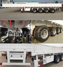 100 Semi Truck Spare Tire Carrier Transport Tyre Lifter Trailers Triaxle Side Wall Trailer Buy Triaxle Side Wall TrailerSide Wall