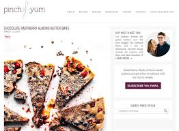 blogs cuisine 10 top food blogs with designs that leave us hungry