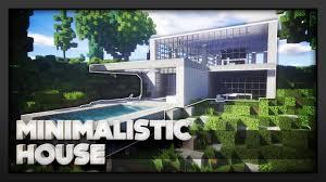 100 Minimal House Design MInecraft Modern Ist