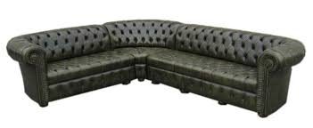 canap chesterfield angle fauteuils canapés chesterfield