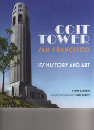 Coit Tower Murals Controversy by New Deal Books Coit Tower San Francisco Its History And Art
