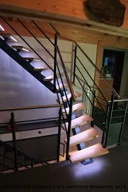 eclairage led escalier luminaire marchesurmesyeux