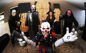 Cast Of Halloween by 16th Annual Screamboat Chamber Of Horrors Is Back With A Few New
