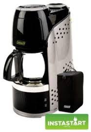 Coleman Instastart Portable Propane Coffee Maker