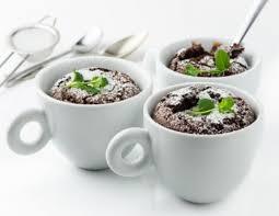 nutella schoko tassenkuchen