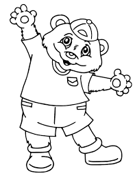 Coloring Book For 4 Year Old Pages Olds Yr