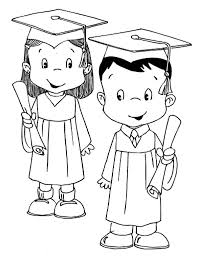 Ideas Collection Printable Graduation Coloring Pages In Sheets