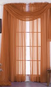 Anna Lace Curtains With Attached Valance by Best 25 Voile Curtains Ideas On Pinterest What Is A Blackout