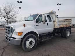2006 Ford F-650 XL Single Axle Dump Truck, Cummins ISB, 260HP, 7 Spd ...