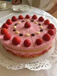 chefkoch de rezept erdbeer joghurt sahne torte in