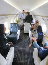 100 G5 Interior File Of Gulfstream 50 Cabin With PassengersJPG