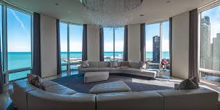100 Chicago Penthouse This 135 Million In Has A Rotating