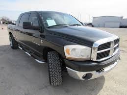 100 Bonham Chrysler Used Trucks 2006 Dodge Ram 3500 SLT 3D7LL39C06G285053 TX
