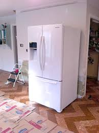 Whirlpool Ice Maker Leaking Water On Floor by How To Protect Your Home From Costly Refrigerator Leaks Pretty