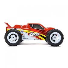 Losi 22S 1/10 RC Stadium Truck (Red)