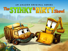 100 Construction Trucks Names Amazoncom Watch The Stinky Dirty Show Season 1 Prime Video