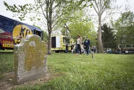 Union Cemetery: 'A Park With Graves' — And Food Trucks   The Kansas ... A Glance At Our May First Friday Reactor Kansas City Events Calendar Citys Summer Festival Guide All About Web Cheesy Street Food Trucks Roaming Hunger Truck Fridays Continue At Union Cemetery On 20 Sponsored New Bravo Reality Show Puts 7 Urbanites In Waverly The Park With Graves And Food Trucks Spotlight Making The Most Of Fall Dani Beyer 6 Summer Spots To Enjoy Kc Star El Tenedors New Truck Debut Stars Love Heres Your Complete Guide 2018 Season
