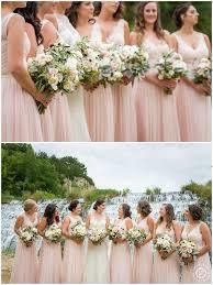 Blush Rustic Chic Wedding And Gray