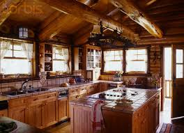 Rustic Log Cabin Kitchen Ideas by 61 Best Rustic Kitchens Images On Pinterest Rustic Kitchens