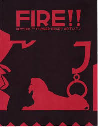 FIRE Devoted To Younger Negro Artists 1926 By POC Zine Project