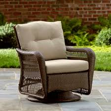 Ty Pennington Patio Furniture Mayfield by 319 99 Ty Pennington Style Parkside Swivel Glider Chair Home