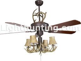 ceiling fan deer antler light kit menards contemporary decorating