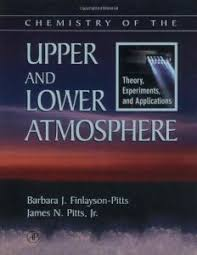 Chemistry Of The Upper And Lower Atmosphere Theory Experiments Applications