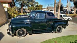 1951 Chevrolet 3100 For Sale Near Granada Hills, California 91344 ...