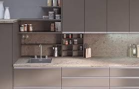 egger zeitgenössische trento grau beige effekt küche