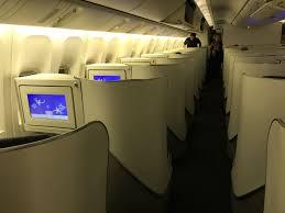 siege business air j ai testé pour vous voyager en business class avec air