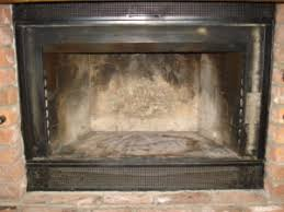 Replacing Pre Fab Fireplace Panels Chimney Sweeping and Chimney
