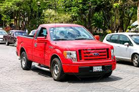 OAXACA, MEXICO - MAY 25, 2017: Red American Pickup Car Ford F150 ... Ford Truck F150 Red Stunning With Review 2012 Xlt Road Reality Turns To Students For The Future Of Design Wired Step2 2in1 Svt Raptor In Red840700 The Home Depot New 2018 Brampton On Serving Missauga Toronto Lets See Those 15 Flame Trucks Forum Community Filecascadian And His 2003 Red Truck Parked Front Ford Event Rental Orange Trunk Vintage Styling Rentals Ekg57366 2014 F 150 Ruby Patriotford Youtube Trucks Color Pinterest Modern Colctible 2004 Lightning Fast Lane Toprated Performance Jd Power Cars