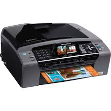 Brother MFC 495CW Wireless All In One Color Inkjet Printer