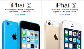 Why Apple s iPhone 5s & iPhone 5c Are Creative Failures puting