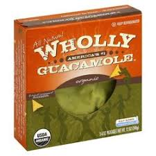 Wholly Guacamole All Natural Organic Hand Scooped Avocados