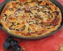 dessert aux quetsches recette recette tarte alsacienne aux quetsches facile rapide