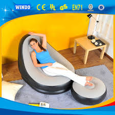 Intex Inflatable Sofa With Footrest by Pvc Inflatable Sofa Pvc Inflatable Sofa Suppliers And