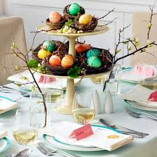 25 Ideas For Adorable Easter Table Decorations A Visual Treat