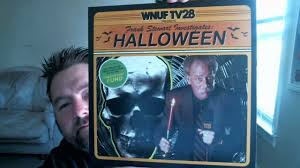 Wnuf Halloween Special by Happy Halloween Frank Stewart Investigates Halloween Lp