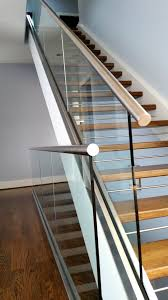 Stainless Steel Staircase, Open Riser Stairs | Stairs | Pinterest ... Stainless Steel Handrail See Tips And 60 Models With Photos Glass Railing Fabricators In Shimla Manali Interior Railings Gallery Compass Iron Works The Sleek Design Of Stainless Cable Rail Systems Pair Well Modern Steel Stair Railing Installing Elements The Handrails Price Naindien Handrails Unique Designs Staircase Handrail Work Kochi Kerala Ernakulam Thrissur Systems Square Middle Post W