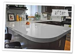 painting counter tops best 25 paint kitchen countertops ideas on