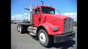 2004 KENWORTH T800 EVERETT WA | Commercial Trucks For Sale | Motor ...